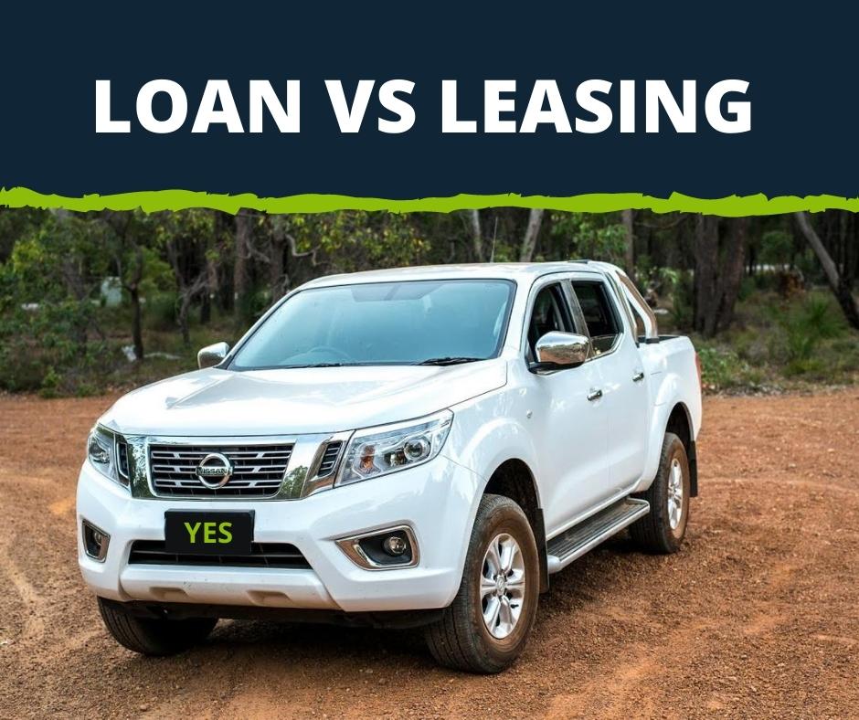 Loan Vs Leasing